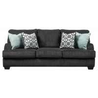 Charenton - Charcoal - Queen Sofa Sleeper
