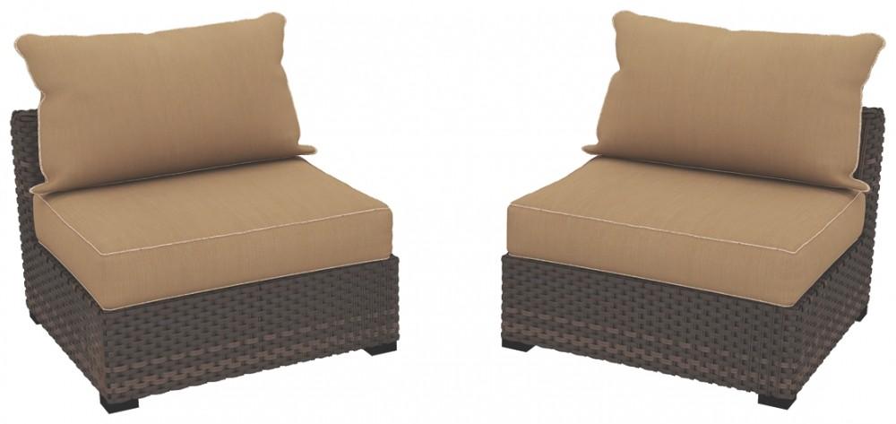Prime Spring Ridge Armless Chair With Cushion Set Of 2 P452 Creativecarmelina Interior Chair Design Creativecarmelinacom