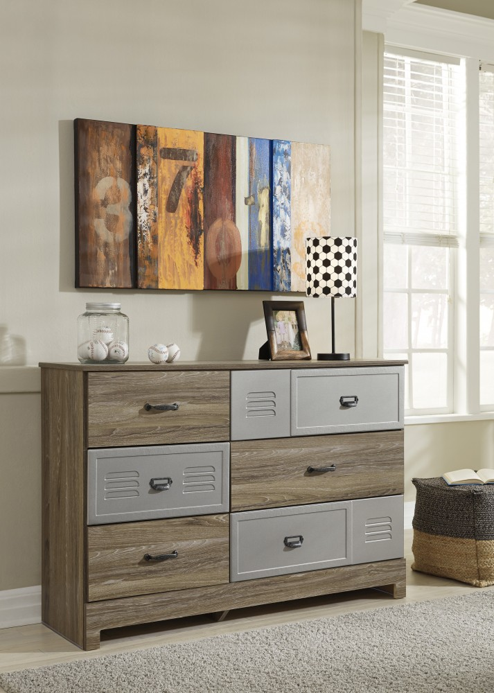McKeeth - Gray - Dresser