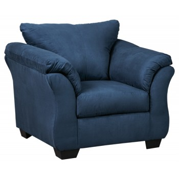 Darcy - Blue - Chair