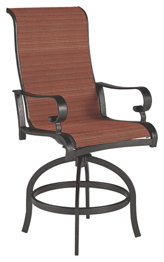1e0da9d8e18 Apple Town - Burnt Orange - Sling Barstool (2 CN)