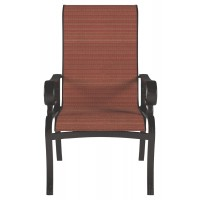 Apple Town - Burnt Orange - Sling Chair (2/CN)