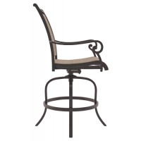 Bass Lake - Beige/Brown - Sling Barstool (2/CN)