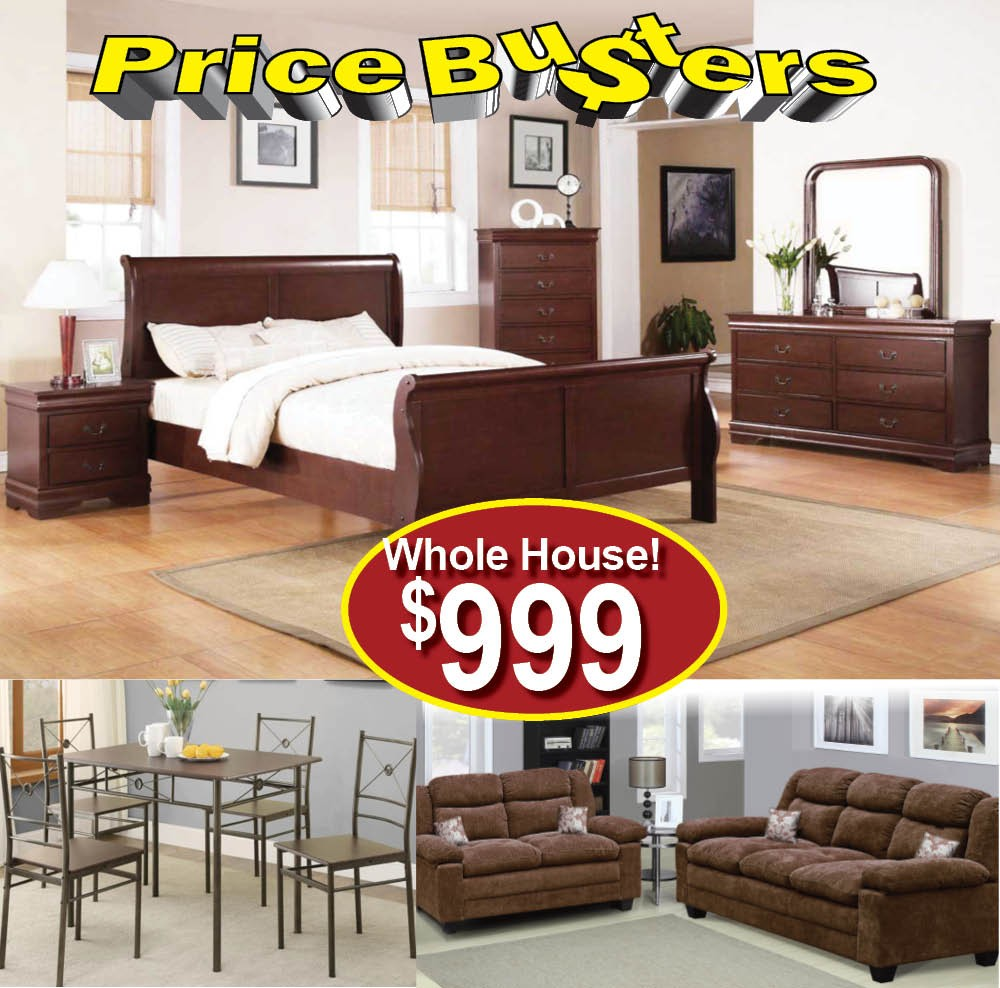 Baltimore Furniture Package 22 Package 22 Bedroom Packages