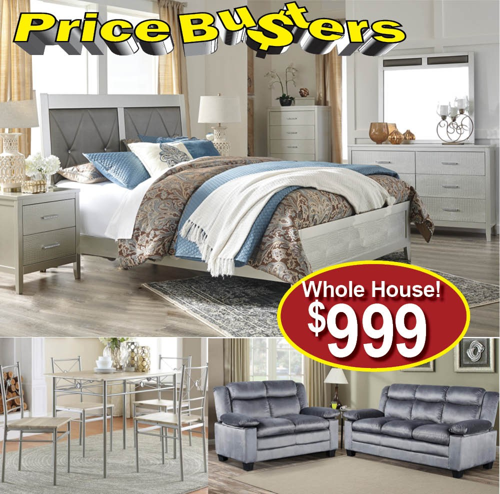 Furniture Store Cheap Prices: Discount Furniture Package #24