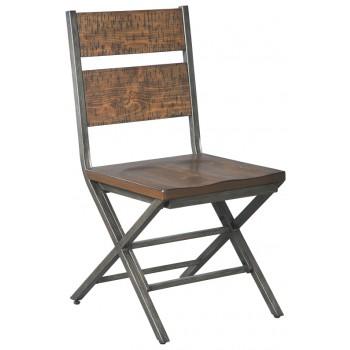 Kavara - Medium Brown - Dining Room Chair (2/CN)