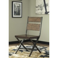 Kavara - Medium Brown - Dining Room Chair (2/CN)