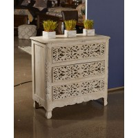 Bantori - Multi - Three Drawer Chest
