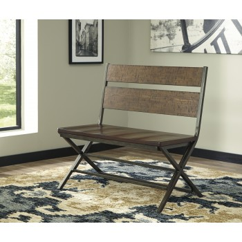 Kavara - Medium Brown - Double Dining Chair (1/CN)