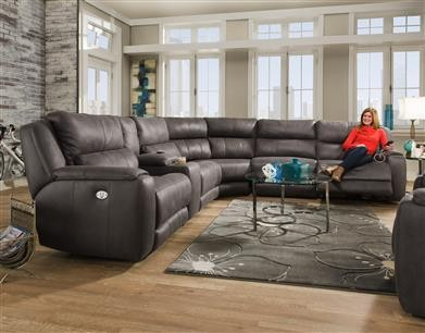 Southern Motion Dazzle Sectional
