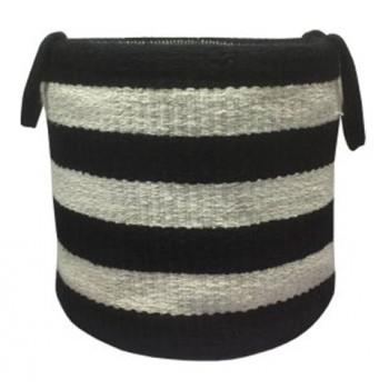 Edgerton - Black/White - Basket