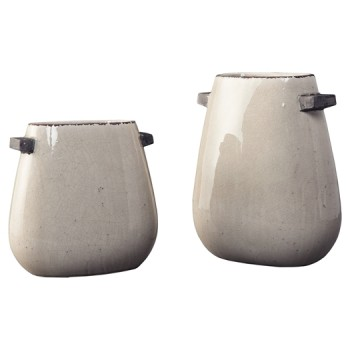 Diah - Tan - Vase Set (2/CN)