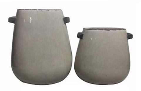 Diah - Tan - Vase Set (2/CN)