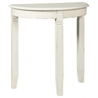 Birchatta - White - Console Table