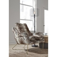 Wildau - Gray - Accent Chair