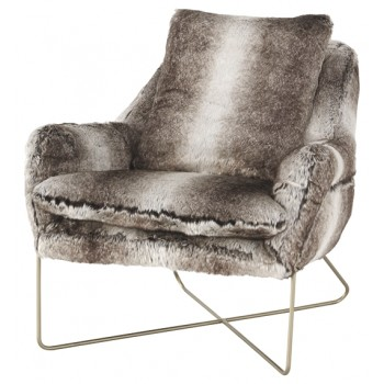 Wildau   Gray   Accent Chair | A3000054 | Chairs | Furniture World  Superstore
