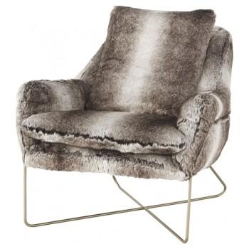 Wildau - Gray - Accent Chair