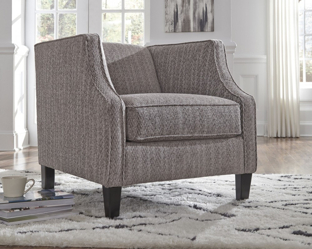 Alsatin - Latte - Accent Chair