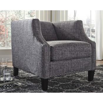 Felsbert - Charcoal - Accent Chair
