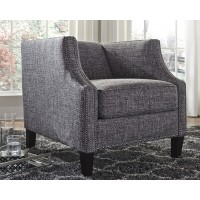 Felsbert - Charcoal - Accent Chair
