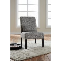 Sesto - Gray/Ivory - Accent Chair