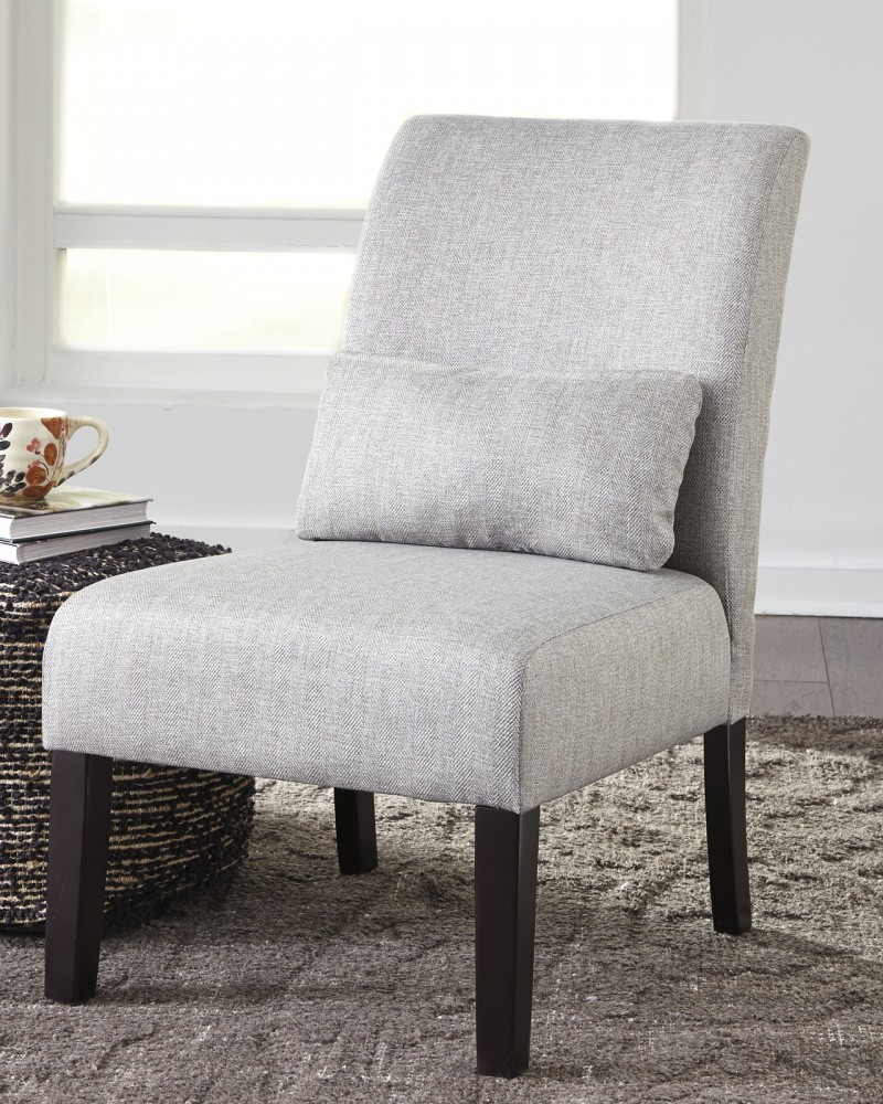 Sesto - Gray - Accent Chair & Sesto - Gray - Accent Chair | A3000073 | Chairs | Furniture World ...