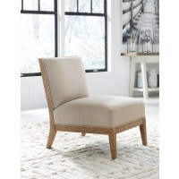 Novelda - Neutral - Accent Chair
