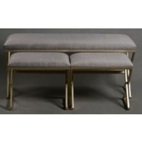 Emanita - Neutral - Accent Bench Set (3/CN)