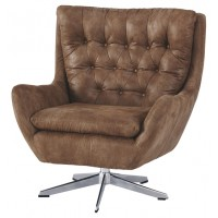 Velburg - Brown - Accent Chair