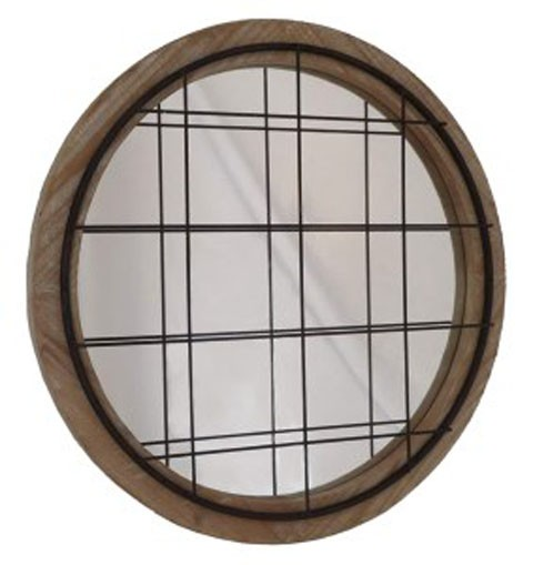 eland black natural accent mirror a8010120 mirrors 4