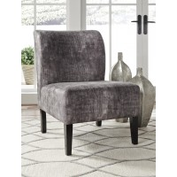 Triptis - Charcoal - Accent Chair