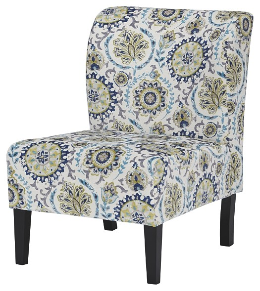 Awe Inspiring Triptis Blue Green Accent Chair Ocoug Best Dining Table And Chair Ideas Images Ocougorg