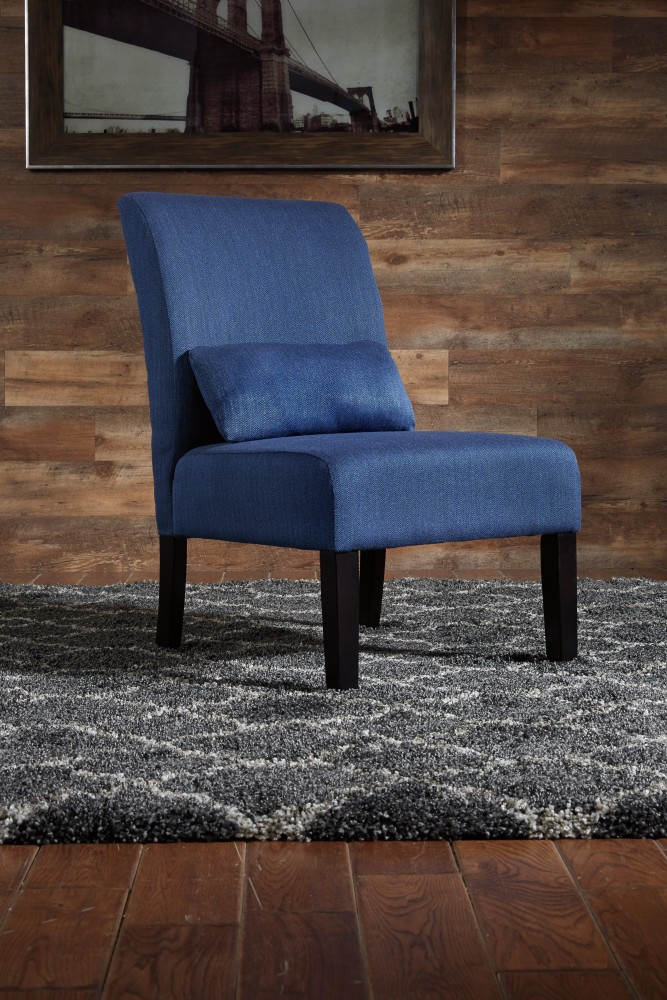 Sesto   Blue   Accent Chair