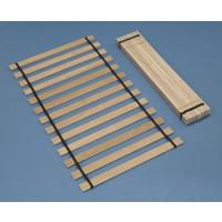 Frames and Rails Twin Roll Slat