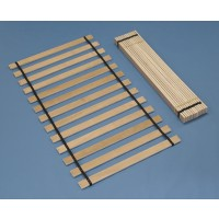 Frames and Rails - Twin Roll Slat