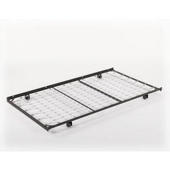 Frames and Rails Twin Trundle Metal Frame | B100-82 | Bed Frame ...