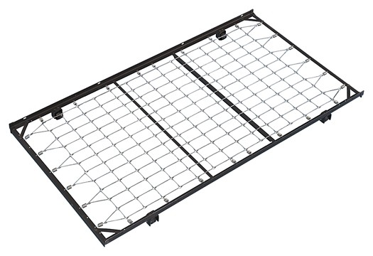 Frames and Rails Twin Trundle Metal Frame