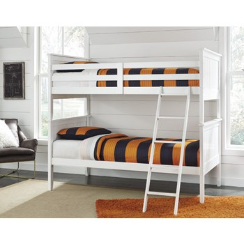 Lulu Twin Bunk Bed Rails And Ladder B102 59r Bed Frame