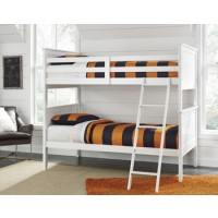 Lulu Twin Bunk Bed Rails and Ladder
