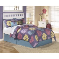 Lulu - Full Panel Headboard