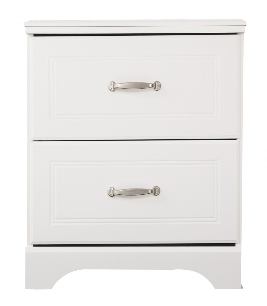 Charmant Lulu   Two Drawer Night Stand