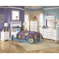 Lulu - Two Drawer Night Stand
