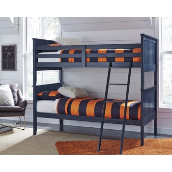 Leo Twin Bunk Bed Rails And Ladder B103 59r Bed Frame Garbel S