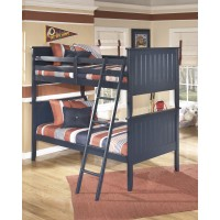 Leo - Twin Bunk Bed Rails and Ladder