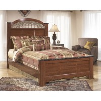 Fairbrooks Estate Queen Poster Footboard