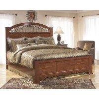 Fairbrooks Estate King Poster Footboard