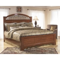 Fairbrooks Estate - King Poster Footboard