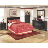Huey Vineyard Full Sleigh Headboard