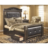 Coal Creek - Mansion Under Bed Storage