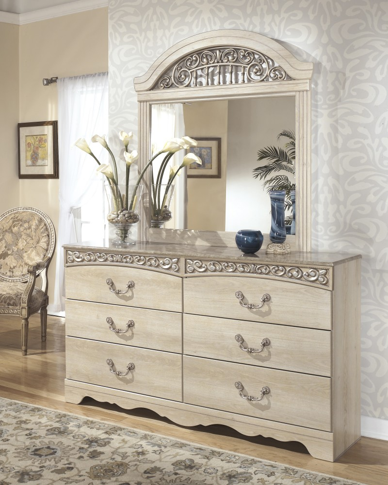 Catalina Bedroom Mirror | B196-36 | Mirrors | Glass City Furniture
